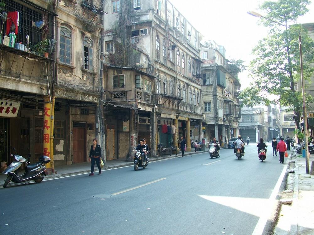shantou  china  - upat 2013