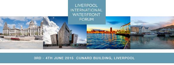Liverpool International Waterfront Forum Banner