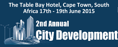 2nd Annual City Development banner