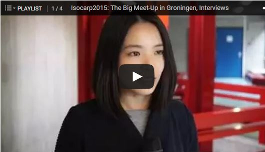 ISOCARP Youtube big meet up Groningen May 2015