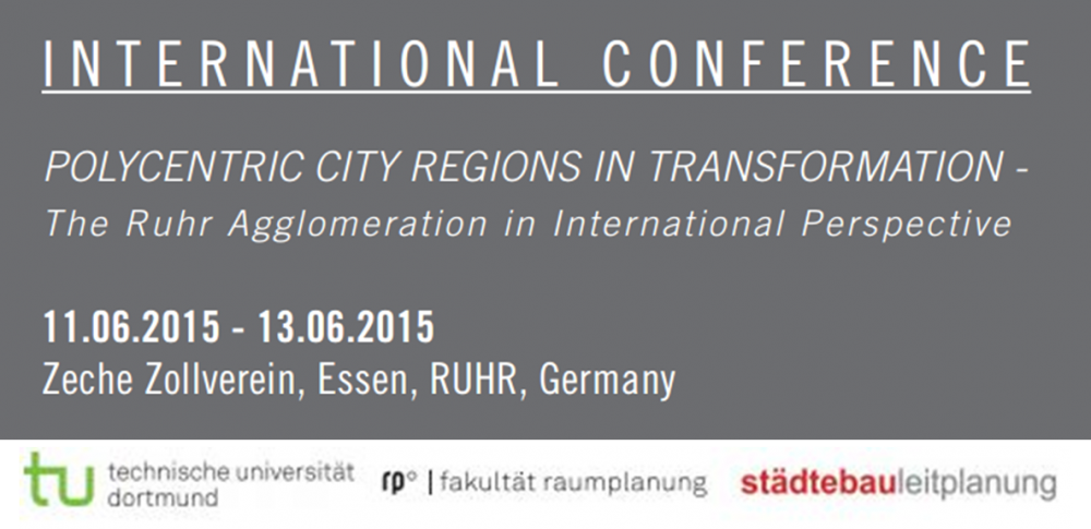 Polycentric City Regions in Transformation - Germany ACC50