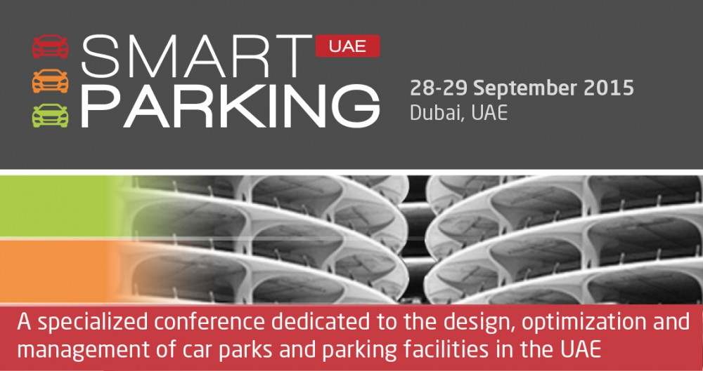 Smart Parking UAE Conference 2015 Banner-ISOCARP 850x450