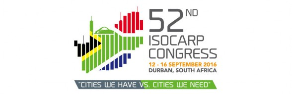 52nd ISOCARP Congress 300x900px bleed