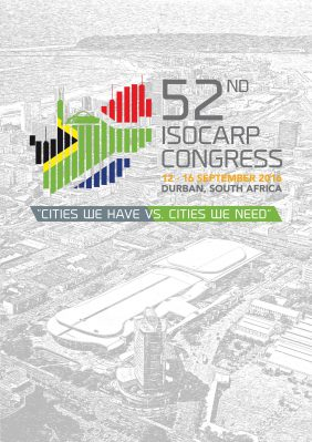 ISOCARP2016_Brochure_cover