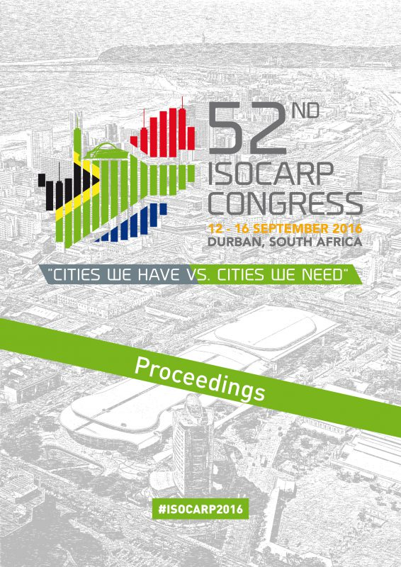 ISOCARP2016_CongressProceedings_cover