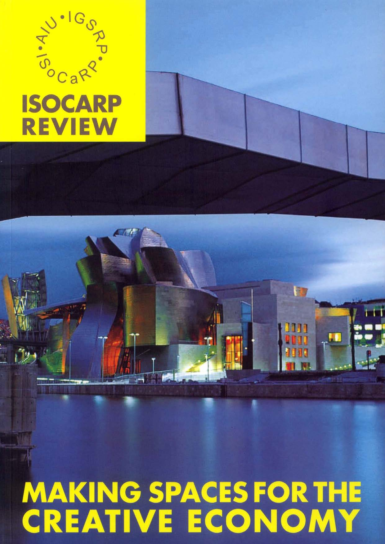ISOCARP Reviews E-Books