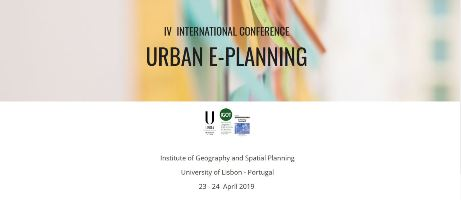International Conference Urban E Planning Annual Of The Journal Research